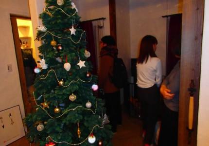 毎年恒例河原工房クリスマス会