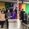 新年明けましておめでとうございます。塩尾寺に行って参りました。